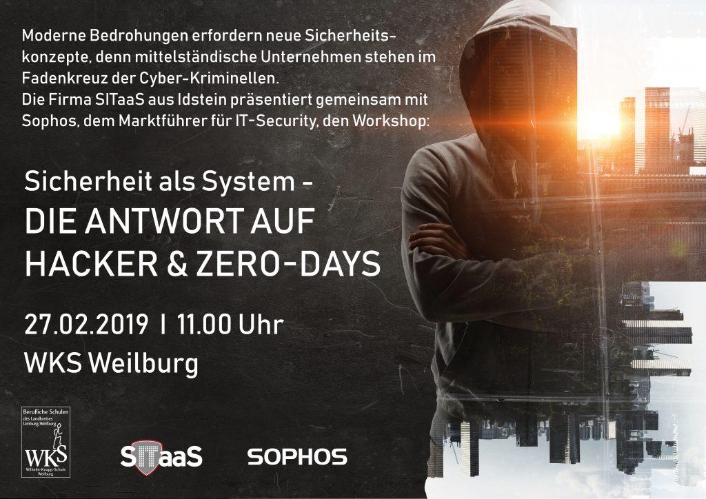 Hacker & Zero Days