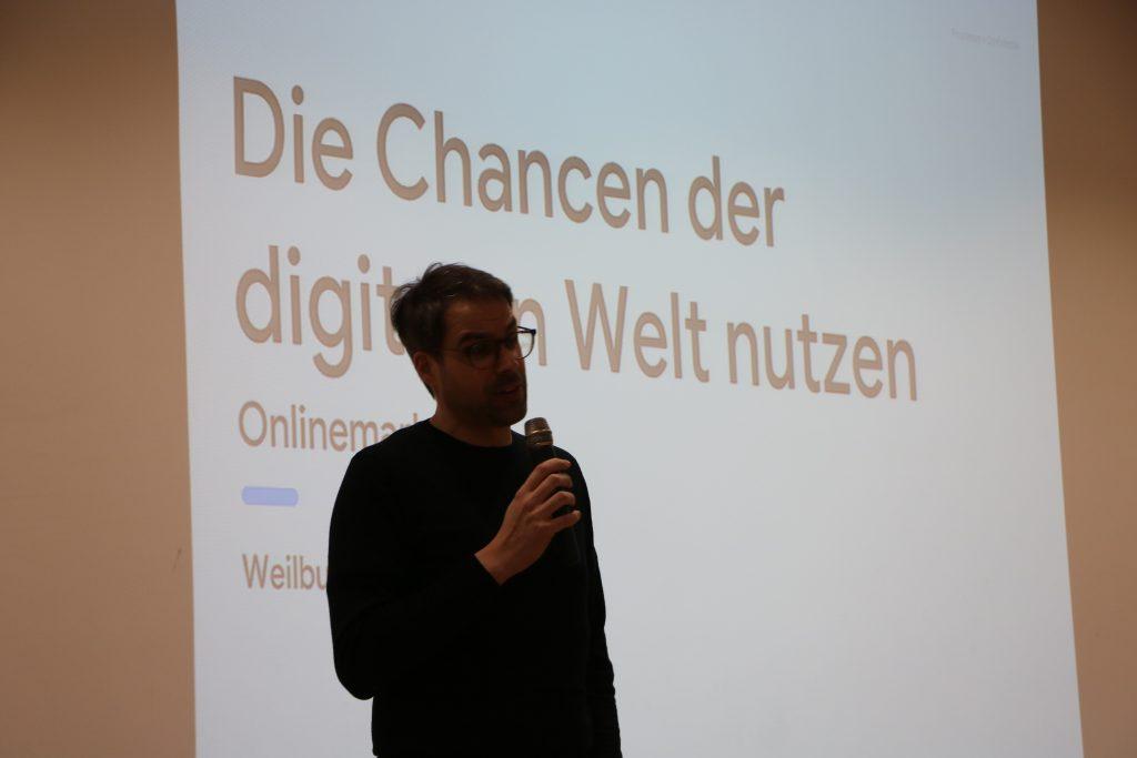 digitale Kompetenzen und lernen Online-Marketingstrategien