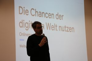 digitale Kompetenzen und lernen Online-Marketingstrategien