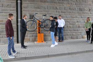fahrradreparaturstation